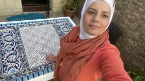 الشغف يحول مسار المهندسة رانيا أبو عريش من التحاليل الطبية إلى فنون العمارة الإسلامية