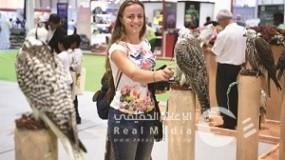 """""""إقامة الدورة الـ 18 من معرض أبوظبي الدولي للصيد والفروسية في سبتمبر 2021"""""""