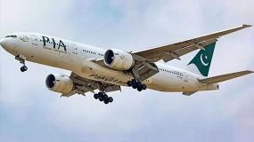 تحطم طائرة للخطوط الجوية الباكستانية قرب مطار كراتشي