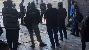 القدس المحتلة : استشهاد شاب من ذوي الاحتياجات الخاصة برصاص قوات الاحتلال