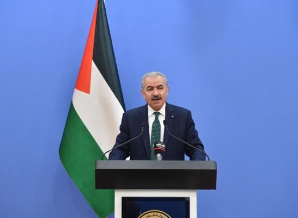 د.اشتية يشدد على توجيهات الرئيس عباس بالوقوف على احتياجات المحافظة وتلبيتها