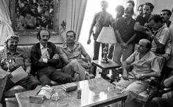 رحيل المناضل القومي العروبي الكبير محسن إبراهيم والرئيس يأمر بتنكيس الاعلام