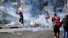 استشهاد مواطن فلسطيني  وإصابات برصاص قوات الاحتلال في نابلس