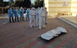 الصحة الفلسطينية : تتخذ جملة إجراءات بعد تسجيل إصابة لطبيب في مجمع فلسطين الطبي برام الله
