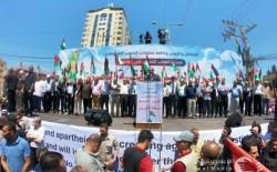 القوى الوطنية والإسلامية تدعو لإنهاء الاتفاقيات وسحب الاعتراف بـ (إسرائيل)
