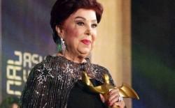 وفاة الفنانة رجاء الجداوي بعد إصابتها بفايروس كوورونا