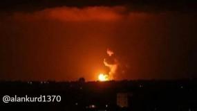 انفجار غرب العاصمة طهران