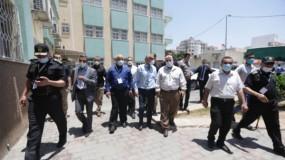 رئيس متابعة العمل الحكومي: مناورة اليوم أثبتت جهوزية الوزارات بمواجهة (كورونا)