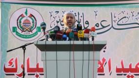 خلال خطبة العيد.. الحية يوجه رسائل بشأن حصار غزة والأقصى ويحذر من العودة للمفاوضات