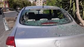نجاة مرافق القيادي بحماس أسامة حمدان في صيدا بعد انفجار عبوة بسيارته
