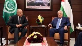 أبو الغيط: لابد من تحريك المفاوضات بسرعة من أجل إقامة الدولة الفلسطينية