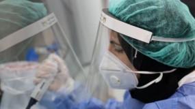 """اللجان الطبية تعلن تسجيل (735) إصابة جديدة بـ""""كورونا"""" في قطاع غزة"""