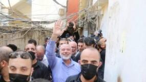 هنية عبر (تلفزيون فلسطين): رغم الخلافات السياسية هناك أصول وطنية لا يستطيع أحد تجاوزها