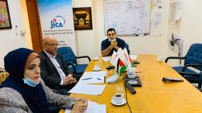 """شؤون اللاجئين بالمنظمة و""""جايكا"""" يطلقان المرحلة الثانية  من مشروع تحسين مخيمات اللاجئين"""