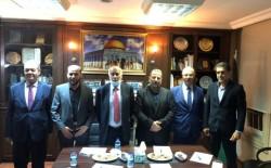 عزام الأحمد: حركتا فتح وحماس توافقتا على إجراء انتخابات عامة قريباً