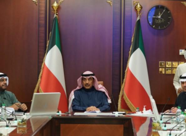 رئيس مجلس الوزراء الكويتي: نؤكد موقفنا الثابت بدعم الشعب الفلسطيني للحصول على حقوقه المشروعة