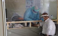"""""""الصحة"""" بغزة: أتممنا سحب العينات من 124 مسافراً من كشف التنسيقات"""