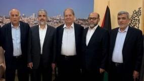 المصالحة الفلسطينية آمال واسعة رغم تعثر المسار