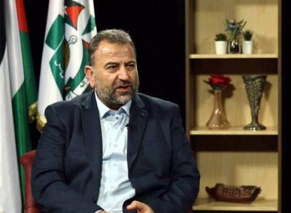 العاروري: حماس ليس لها معركة مع فتح وعباس ولن يستطيع أحد منا إلغاء الآخر