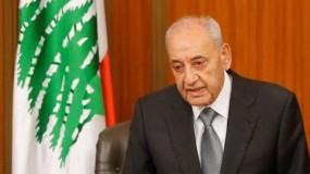 نبيه بري: قضية فلسطين هي المعيار لقياس الانتماء عند العرب