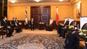 البحرين ودولة الاحتلال الإسرائيلي توقعان 7 مذكرات تفاهم برعاية أمريكية
