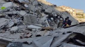 ارتفاع عدد ضحايا الزلزال في إزمير التركية إلى 17 قتيلا و709 إصابات والرئيس عباس يعزي