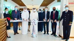 """""""إير فرانس - كي أل أم"""" تفتتح مقرها الإقليمي الجديد في المنطقة الحرة بمطار دبي"""
