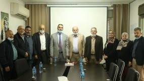 شؤون المنظمات الأهلية وحملة الدكتوراة توقعان اتفاقية تعاون مشترك