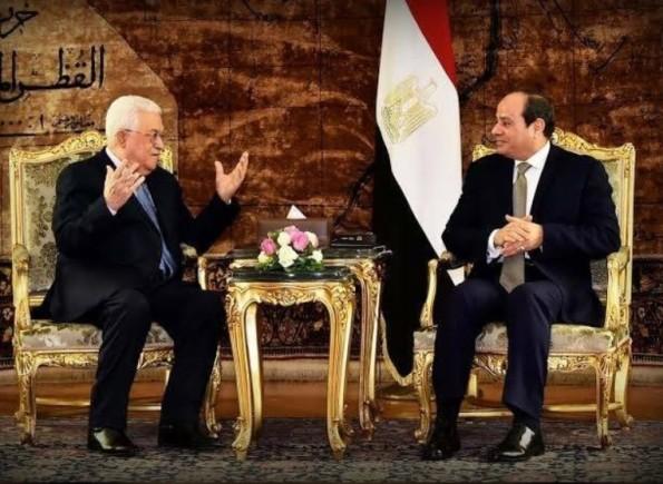 السيسي: مبادرة مصر لإعادة إعمار غزة بالتنسيق الكامل مع السلطة الوطنية الفلسطينية