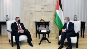 اشتية: مصر وفلسطين برؤية واحدة لمواجهة المرحلة القادمة وتحدياتها