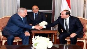 زيارة مرتقبة لنتنياهو إلى مصر بدعوة من السيسي