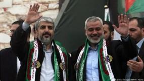 حماس: انتخاب خالد مشعل رئيساً للحركة بالخارج وأبو مرزوق نائباً له