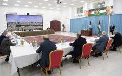 """اللجنة التنفيذية للمنظمة: تشكيل لجنة لدراسات الخيارات.. والاتفاق على """"استراتيجية"""" موحدة وإسناد قطاع غزة"""