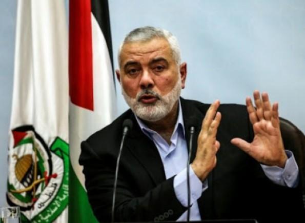 هنية: موقف حماس الوحدة الداخلية والاستمرار بنهج المقاومة بعد ثبوت فشل خيار المفاوضات