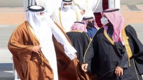 قادة ورؤساء وفود دول الخليج يوقعون على بيان العلا