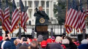 ترامب: لن نستسلم ولن نعترف أبدا بخسارة الانتخابات وعلى بنس حماية الدستور