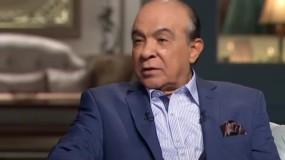وفاة الفنان المصري هادي الجيار متأثراً بإصابته بكورونا