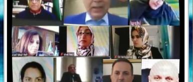 الألكسو-أمانة المجلس التنفيذي والمؤتمر العام/قسم اللجان الوطنية العربية-تعقد جلسة عمل مع شبكة الكراسي العلمية المنتسبة للألكسو.
