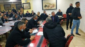 حركة فتح إقليم بيت لحم تتعقد مؤتمر المكتب الحركي للمحامين وتنتخب قيادته