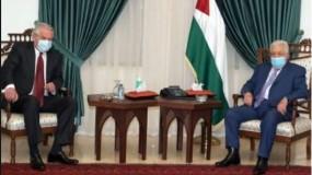 الرئيس عباس يدعو لتفعيل الرباعية الدولية نحو مفاوضات جادة