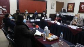 مركز شؤون المرأة يستقبل وفد نسوي رفيع المستوى من الاتحاد الأوروبي