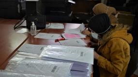 لجنة الانتخابات تبدأ طباعة سجل الناخبين الابتدائي