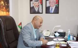 """د. ابو هولي: يعلن عن انطلاق """"مسابقة بحثية """" لأفضل بحث علمي منهجي حول قضية اللاجئين الفلسطينيين"""