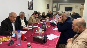غزة: قوى يسار ية وشخصيات تقدمية تدعو لتشكيل تحالف ديموقراطي واسع