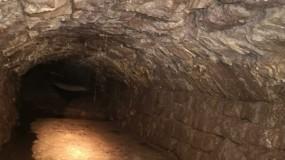 علماء يكتشفون نفق سري عمره حوالي 900 عام