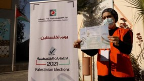 """قيادي بـ """"الديمقراطية"""": اجتماع مرتقب للفصائل لبحث مصير الانتخابات"""