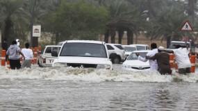السعودية.. السيول تضرب مكة وجازان وتوقعات بالمزيد