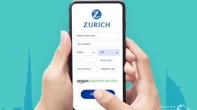 أمازون لخدمات الدفع الإلكتروني توقّع اتّفاق شراكة مع زيوريخ إنترناشيونال لايف ليمتد لإطلاق خدمات الدفع الرقمي لعملائها في الشرق الأوسط