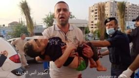 20 شهيداً بينهم ثلاثة أطفال في قصف إسرائيلي شمال القطاع