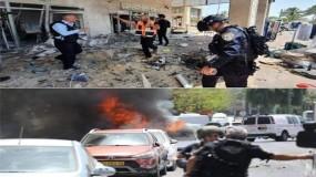 إعلام عبري: مقتل إسرائيليين وإصابة آخرين جراء سقوط صاروخ في عسقلان